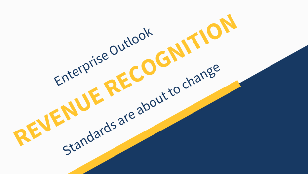 Revenue recognition - standard are about to change