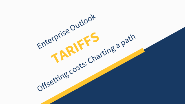 Tariffs - offsetting costs charting a path