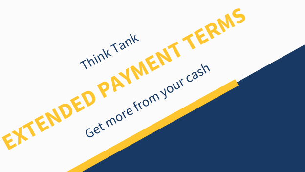 Extended Payment Terms - get more from your cash