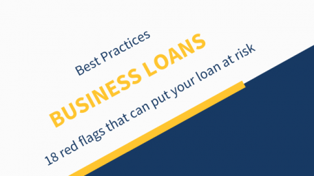 Business loans - 18 red flags that can put your business loan at risk