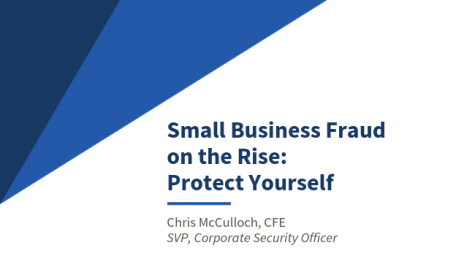 Small Business Fraud on the Rise - Protect Yourself