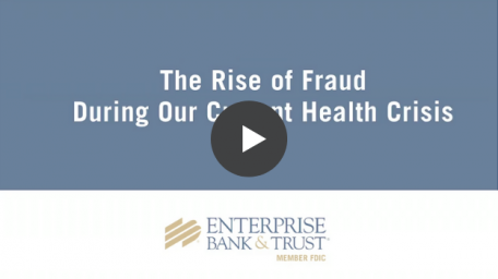 Rise of Fraud - Webinar - Header