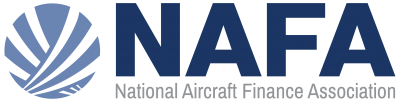 NAFA National Aircraft Finance Association logo